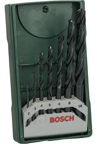 Bosch 2 607 019 673 X-Line 7 Parça Metal Matkap Ucu Seti