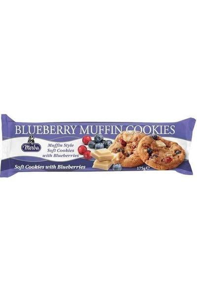 Merba Blueberry Muffin Kurabiye 175 gr