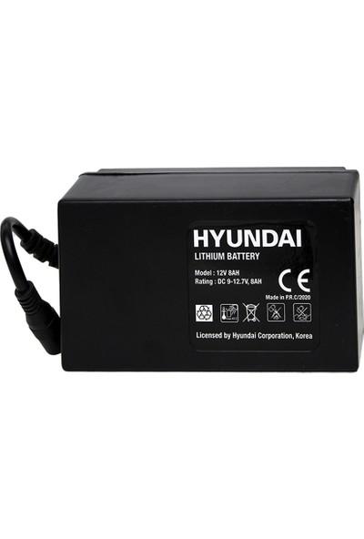 Hyundai GS20E Akülü Şarjlı Ilaç Pompası Makinesi 20 lt