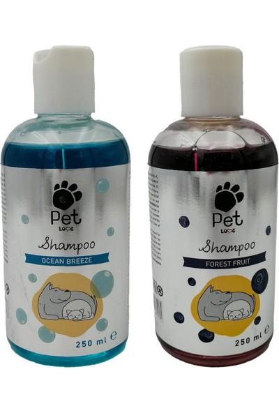 Pet Love Orman Meyvesi Kedi ve Köpek Şampuanı 250 ml