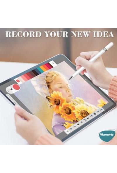 Microsonic Pencil Dokunmatik Çizim Kalemi Beyaz