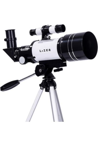 Lizer Elvinsa Lizer F30070M Nişan Dürbünlü Yeni Astronomik Teleskop - Eğitici ve Öğretici Özel Ürün - Eğlenirken Keşfedin, Keşfederken Öğrenin…