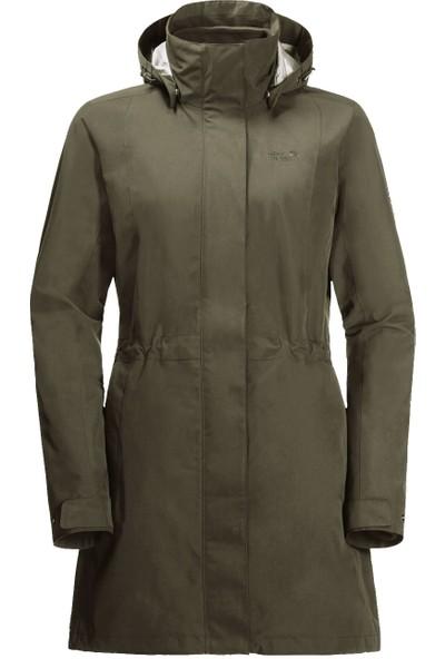 Jack Wolfskin Ottawa Coat Kadın Outdoor Montu M