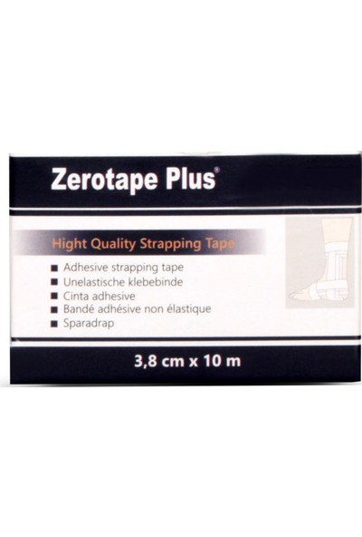 Zerosportsmed Zerotape Tape Plus 3,8cm x 10m
