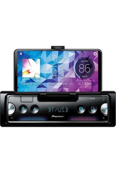 Pioneer SPH-C10BT USB Mp3 Bluetooth Oto Teyp iPhone ve Android Cihazlara Bağlanır