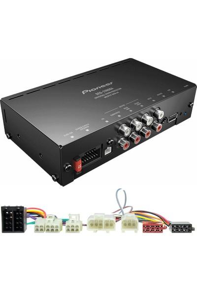 Pioneer DEQ-S1000A Nissan Ses Sistemi Güçlendirme Seti