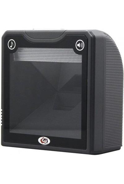 Sunlux XL2310 Karekod (2d) USB Masaüstü Kablolu Barkod Okuyucu