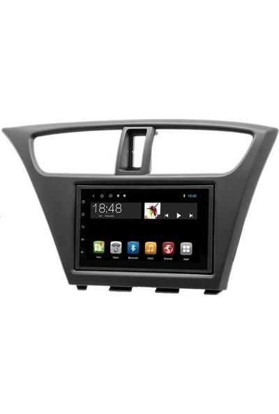 Mixtech Honda Civic Hb Android Navigasyon ve Multimedya Sistemi