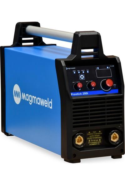 Magmaweld Prostıck İnverter Kaynak Makinesi 200 A