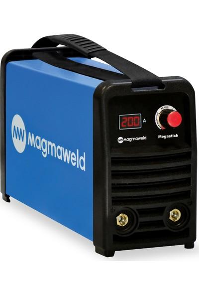 Magmaweld Megastick Deluxe Kaynak Makinesi 200 A