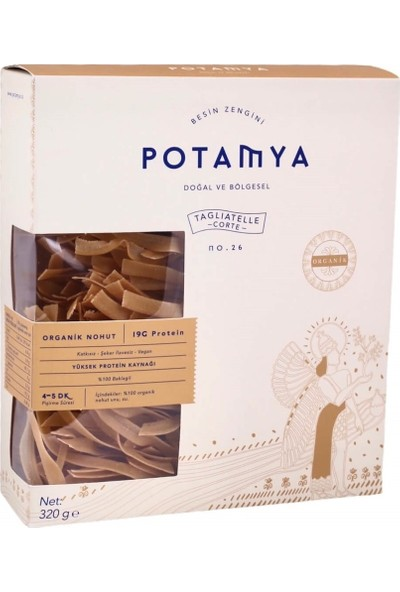 Potamya Nohut Taglietelle 320 gr.