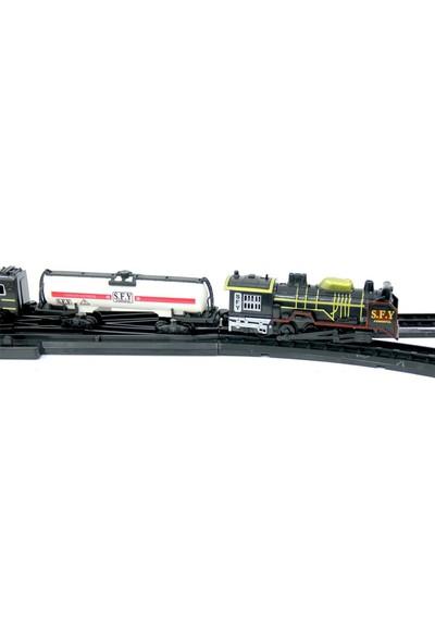 Ceren Classic Train Pilli Tren Seti 34 Parça