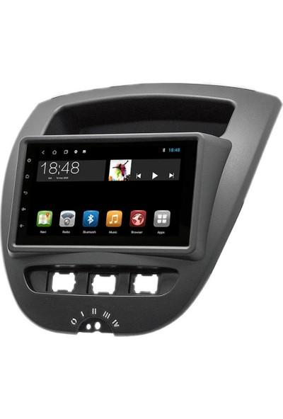 Mixtech Citroen C1 Peugeot 107 Android Navigasyon ve Multimedya Sistemi