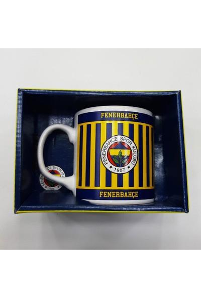 Mgm Fenerbahçe Fb Lisanslı Taraftar Seramik Kupa Bardak No:3