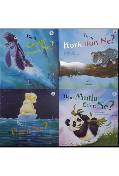 Tübitak Yayınları Duygular Serisi 4 Kitap