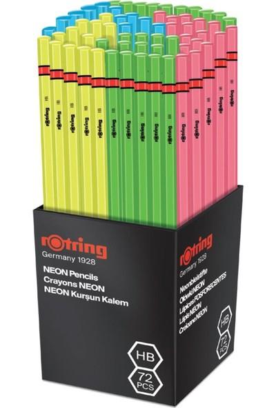 Rotring Neon Kurşun Kalem 72'li