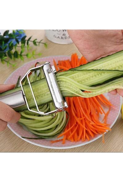 CDD Sebze Meyve Doğrayıcı Soyucu Paslanmaz Çelik