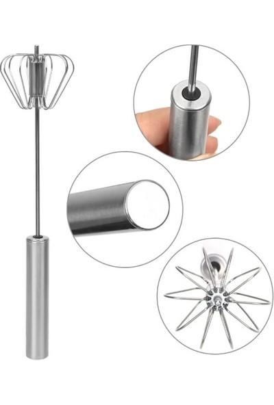 CDD Paslanmaz Çelik Basmalı Otomatik Çırpıcı