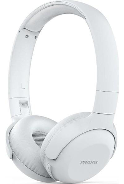 Philips TAUH202WT Kablosuz Bluetooth Kulak Üstü Kulaklık - Beyaz (Ithalatçı Garantili)
