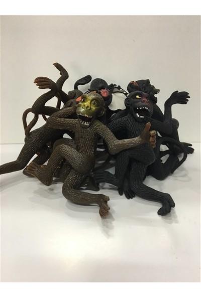 Samur Lateks Şaka Yumuşak Şempanze Maymun 1 Adet Ss
