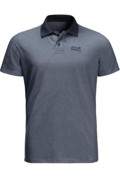 Jack Wolfskin Pokut Polo Erkek Polo T-Shirt S