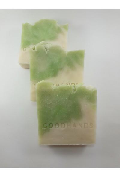 Good Hands Doğal El Yapımı Aloevera-Çam-Bal Sabunu 100 gr