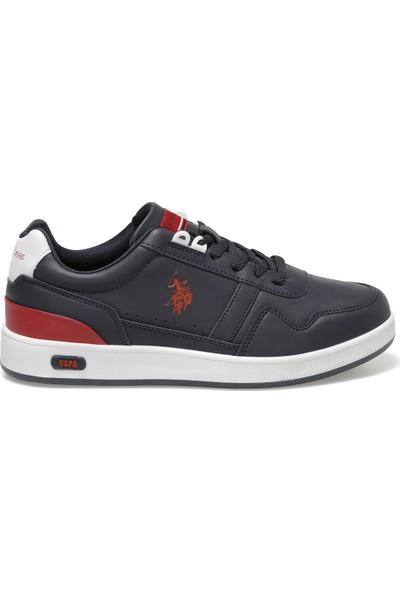 U.S. Polo Assn. Roll Lacivert Erkek Sneaker Ayakkabı
