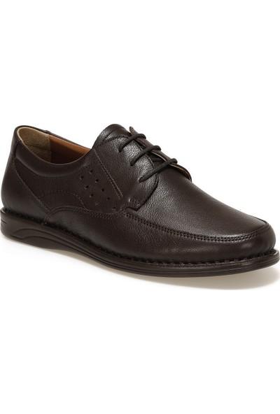 Polaris 5 Nokta 102381.M1FX Kahverengi Erkek Klasik Ayakkabı
