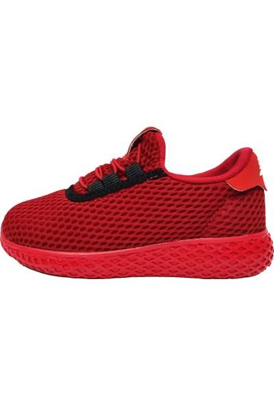 Scorx 100 Bağcıklı Patik Çocuk Spor Ayakkabı