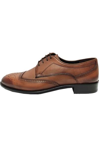 Ayakkabımol 215 Mat Deri Erkek Ayakkabı