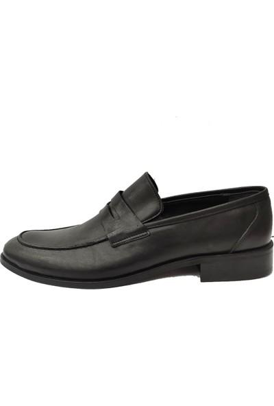 Özer 923-1 Deri Neolit Taban Erkek Ayakkabı