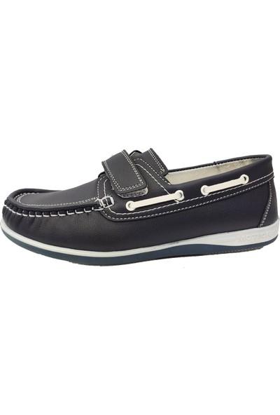 Sarıkaya 3502 Deri Erkek Çocuk Ayakkabı