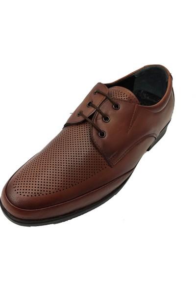 Yolcu 208 Deri Hafif Erkek Ayakkabı