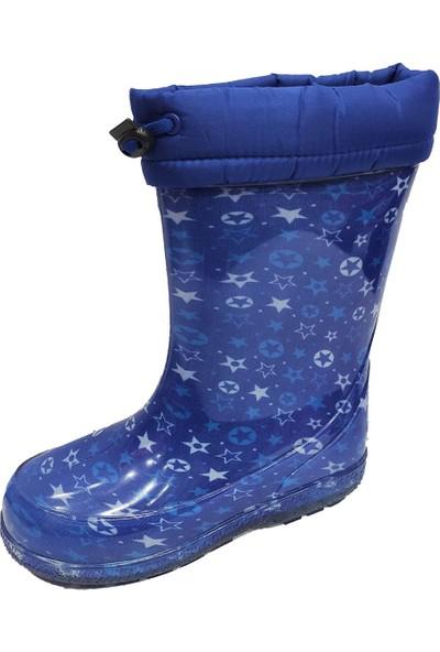 Akınal 1755.034 Kar Kış Yağmur Su Geçirmez Çizme