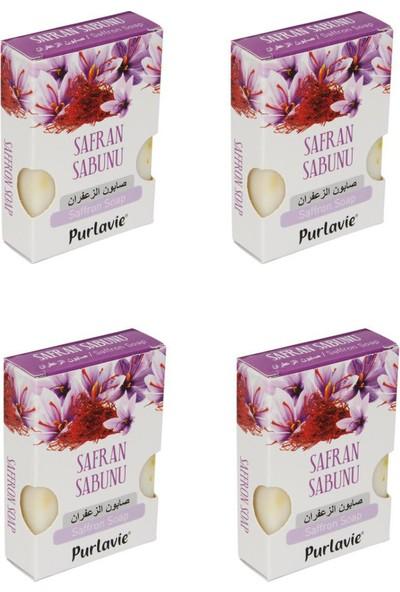 Safran Sabunu 4 x 400 gr