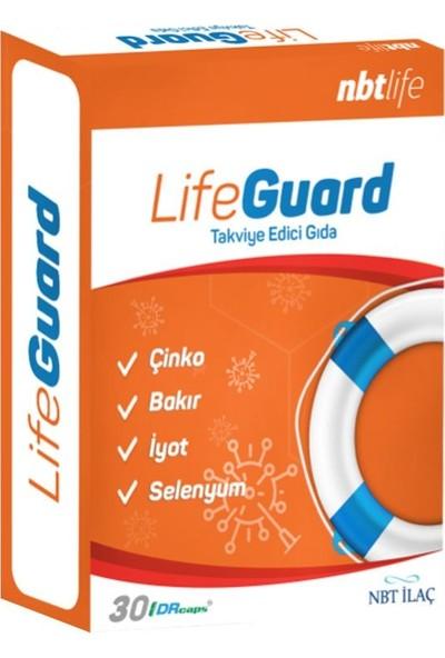 Nbt Life Lifeguard Çinko Bakır 30 Kapsül