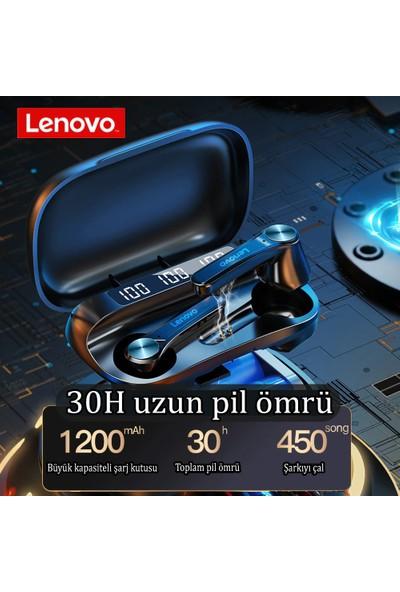Lenovo QT81 Kablosuz Bluetooth Kulaklık