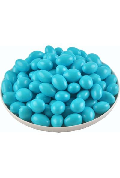 Bayburt Kuruyemiş Mavi Çikolatalı Badem Draje 125 gr