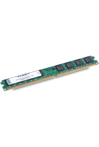 Ramtech 2gb Ddr2 800MHZ Amd ve Intel Işlemcilere Uyumlu Masaüstü Ram 1.8W RMT800PCD2-2G