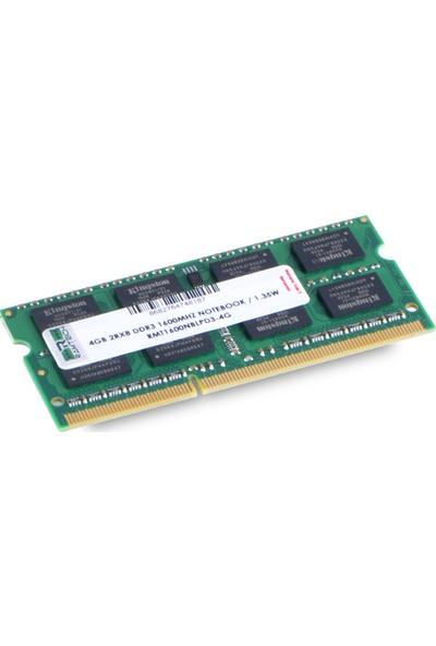 Ramtech RMT1600NBLPD3-4G 4 GB Ddr3 1600 Mhz CL11 1.35 V Notebook Ram RMT1600NBLPD3-4G