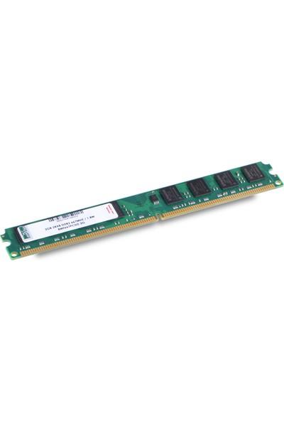 Ramtech 2gb Ddr2 667MHZ Amd ve Intel Işlemcilere Uyumlu Masaüstü Ram 1.8W RMT667PCD2-2G