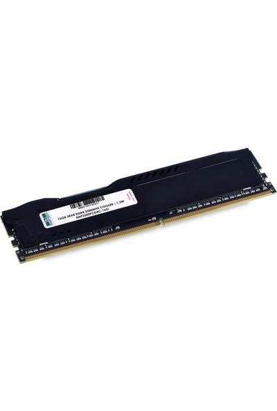 Ramtech 16GB Ddr4 3200MHZ Amd ve Intel Işlemcilere Uyumlu Masaüstü Ram 1.2W Soğutuculu RMT3200PCD4C-16G