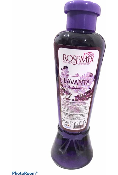 Rosemix Lavanta Kolonyası