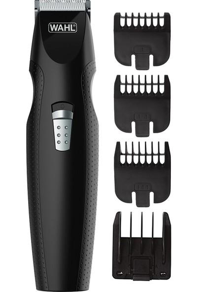 Wahl Mustache & Beard Pilli Sakal Kesme ve Bıyık Düzeltme Makinesi 05606-508