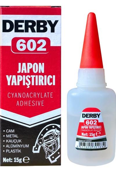Derby 602 Genel Amaçlı Japon Yapıştırıcı