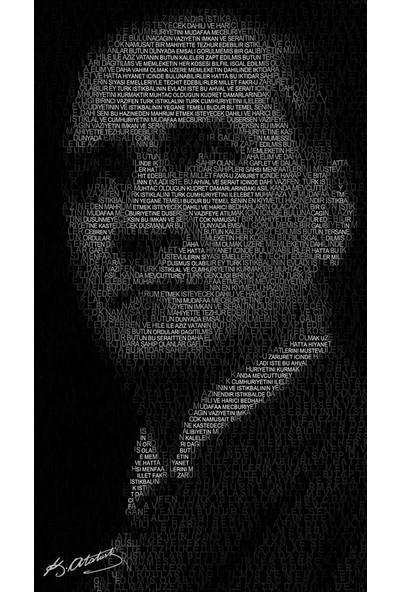 Sonar 240 Parça Gençliğe Hitabe Atatürk Ayaklı Puzzle