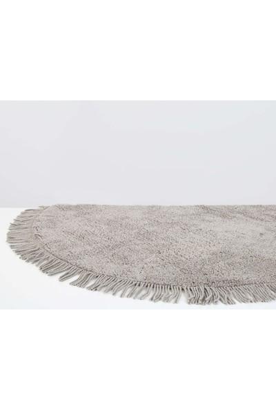 Irya Banyo Paspası Loris Gri 100 x 100 cm