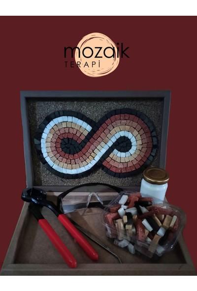 Mozaik Hobi Mermer Mozaik Eğitim Kiti