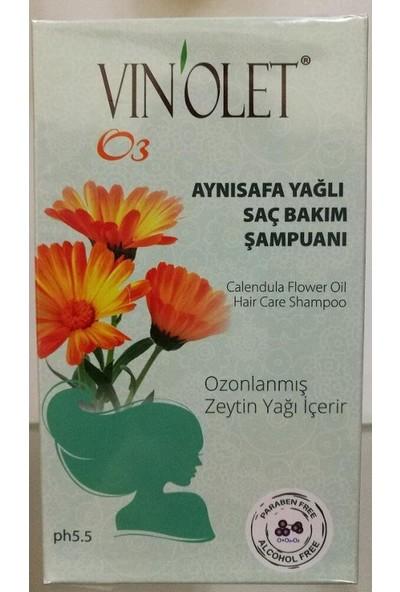 Vinolet Aynısefa Yağlı Saç Bakım Şampuanı 350 ml