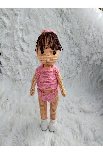 Özgüven Oto Giyim Amigurumi Oyuncak Bebek